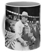 Baseball: Camera, C1911 Coffee Mug