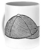 Baseball Cap, C1900 Coffee Mug by Granger
