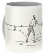 Baseball Game, 1889 Coffee Mug