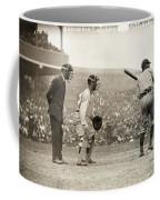 Baseball Game, 1908 Coffee Mug