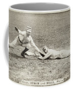 Baseball Game, C1887 Coffee Mug