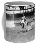 Baseball Game, C1915 Coffee Mug