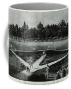 Baseball In 1846 Coffee Mug by Omikron