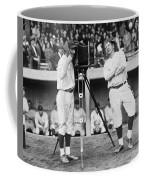Baseball Players, 1920s Coffee Mug