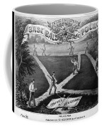 Baseball Polka, 1867 Coffee Mug