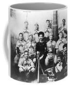 Baseball Team, C1898 Coffee Mug by Granger