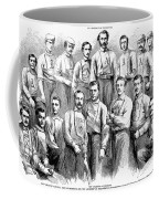 Baseball Teams, 1866 Coffee Mug by Granger