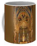 Basilica Of The Sacred Heart Coffee Mug