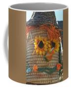 Basket Head Coffee Mug