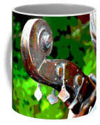 Bass Fiddle Coffee Mug