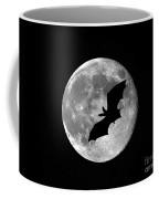 Bat Moon Coffee Mug