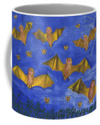 Bat People At The Pipistrelle Party Coffee Mug