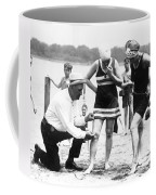 Bathing Suits, 1922 Coffee Mug