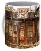 Baths Twenty Five Cents Coffee Mug