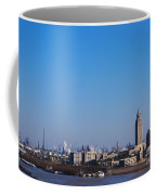 Baton Rouge Skyline Louisiana  Coffee Mug
