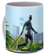 Batters City View Coffee Mug by Alice Gipson