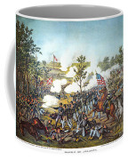 Battle Of Atlanta, 1864 Coffee Mug