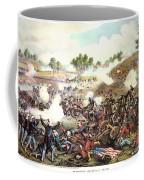 Battle Of Bull Run, 1861 Coffee Mug