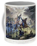 Battle Of Chantlly, 1862 Coffee Mug