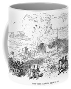 Battle Of Fort Erie, 1814 Coffee Mug