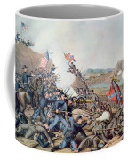 Battle Of Franklin November 30th 1864 Coffee Mug
