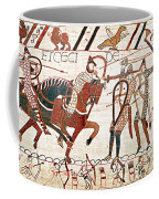 Battle Of Hastings Bayeux Tapestry Coffee Mug