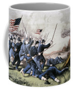 Battle Of Jonesboro, 1864 Coffee Mug