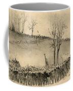 Battle Of Kernstown, 1862 Coffee Mug