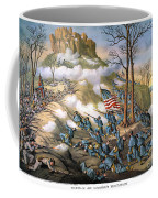 Battle Of Lookout Mount Coffee Mug by Granger