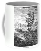 Battle Of Malplaquet, 1709 Coffee Mug