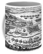 Battle Of Steinau, 1633 Coffee Mug