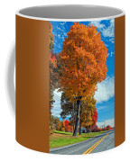 Battle Of The Maples 2 Coffee Mug