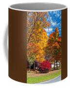 Battle Of The Maples Coffee Mug