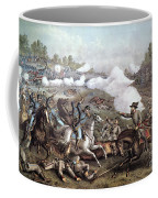 Battle Of Winchester, Coffee Mug
