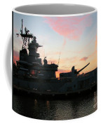 Battleship Coffee Mug