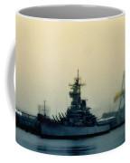 Battleship New Jersey Coffee Mug