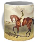 Bay Middleton Winner Of The Derby In 1836 Coffee Mug