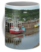Bay Of Fundy - Low Tide Coffee Mug