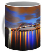 Bayonne Bridge Coffee Mug by Paul Ward