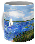 Bayville Marsh Coffee Mug