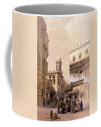 Bazaar Of The Coppersmiths Cairo Coffee Mug