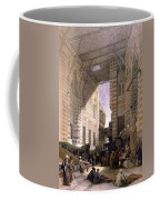 Bazaar Of The Silk Mercers Coffee Mug