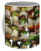 Bbq Grilled Vegetables Coffee Mug