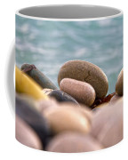 Beach And Stones Coffee Mug