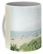 Beach At Wailea  Coffee Mug