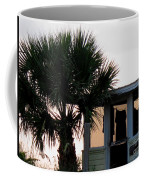 Beach Cottage Clothesline Coffee Mug