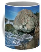 Beach Rock Coffee Mug