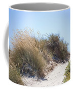 Beach Sand Dunes I Coffee Mug