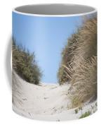 Beach Sand Dunes II Coffee Mug