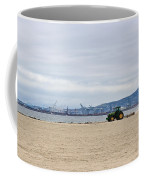 Beach Sweep Coffee Mug